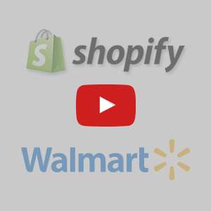 cedcommerce shopify walmart product upload