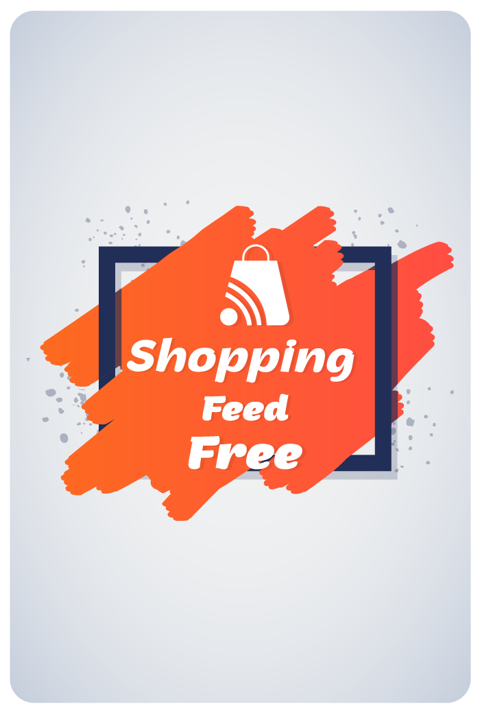 shopping feed offer