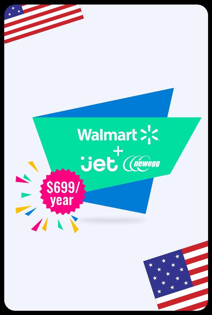 Walmart Jet Newegg