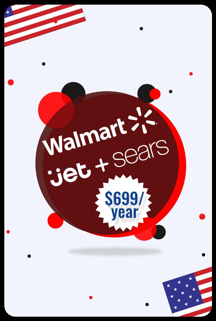 Walmart Jet Sears