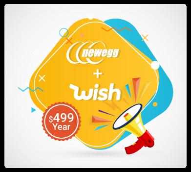 Offers On NewEgg & Wish - CedCommerce