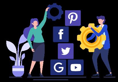 Social Media Optimization Services   CedCommerce