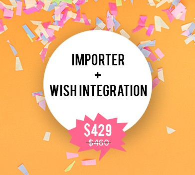 Offers On Importer & Wish Integration - CedCommerce