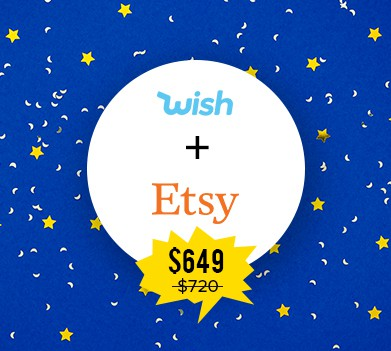 Offers on Wish & Etsy Integration - CedCommerce
